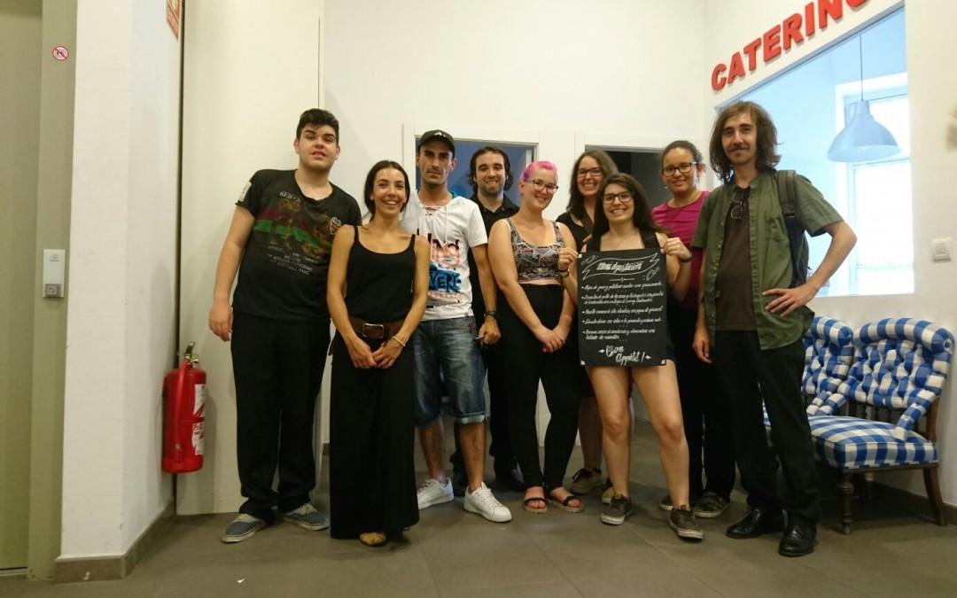 El curso de Auxiliar de Cocina y Sala organizado por Cámara Valencia llega a su fin con un éxito rotundo