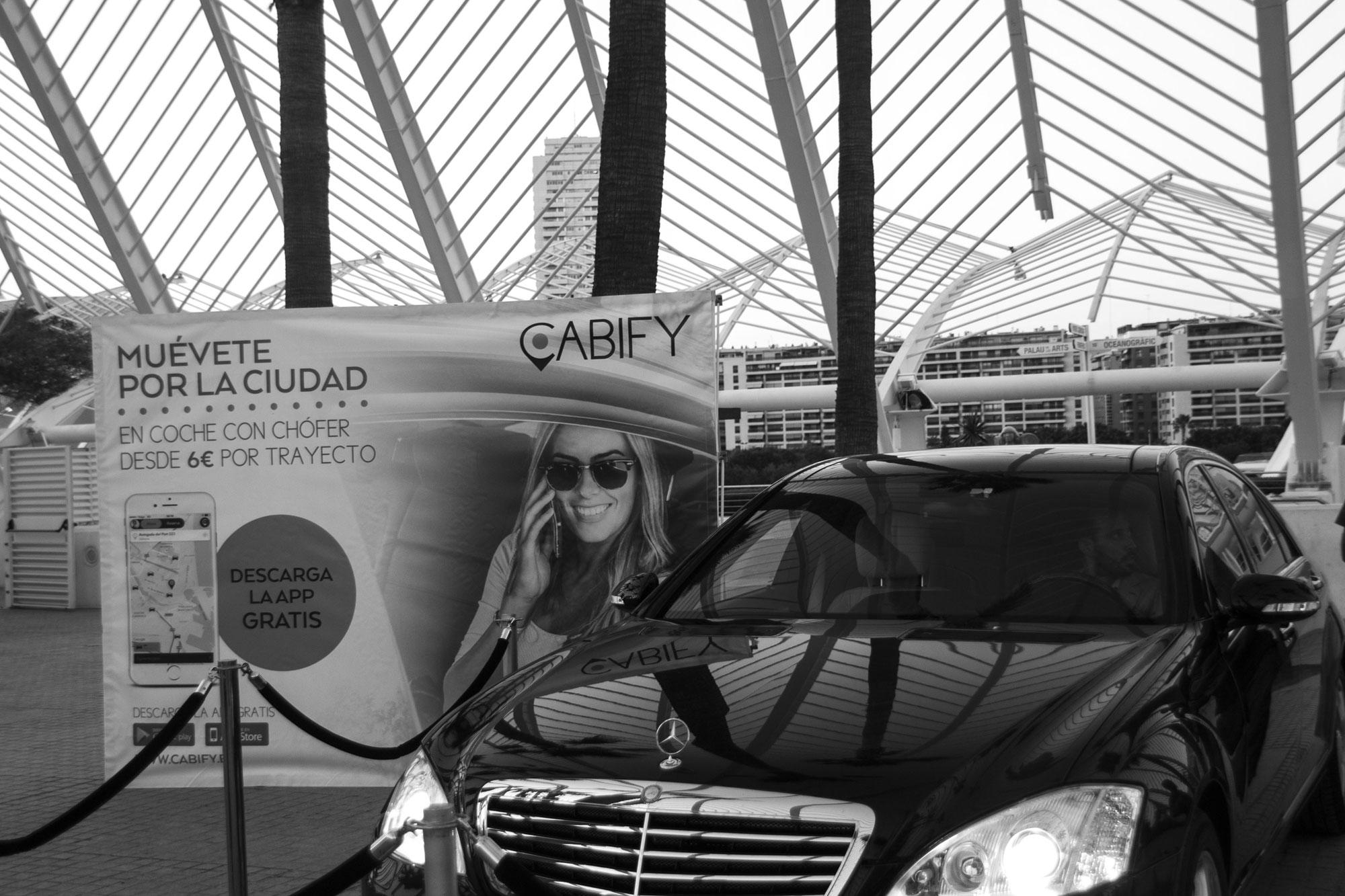Evento de Cabify