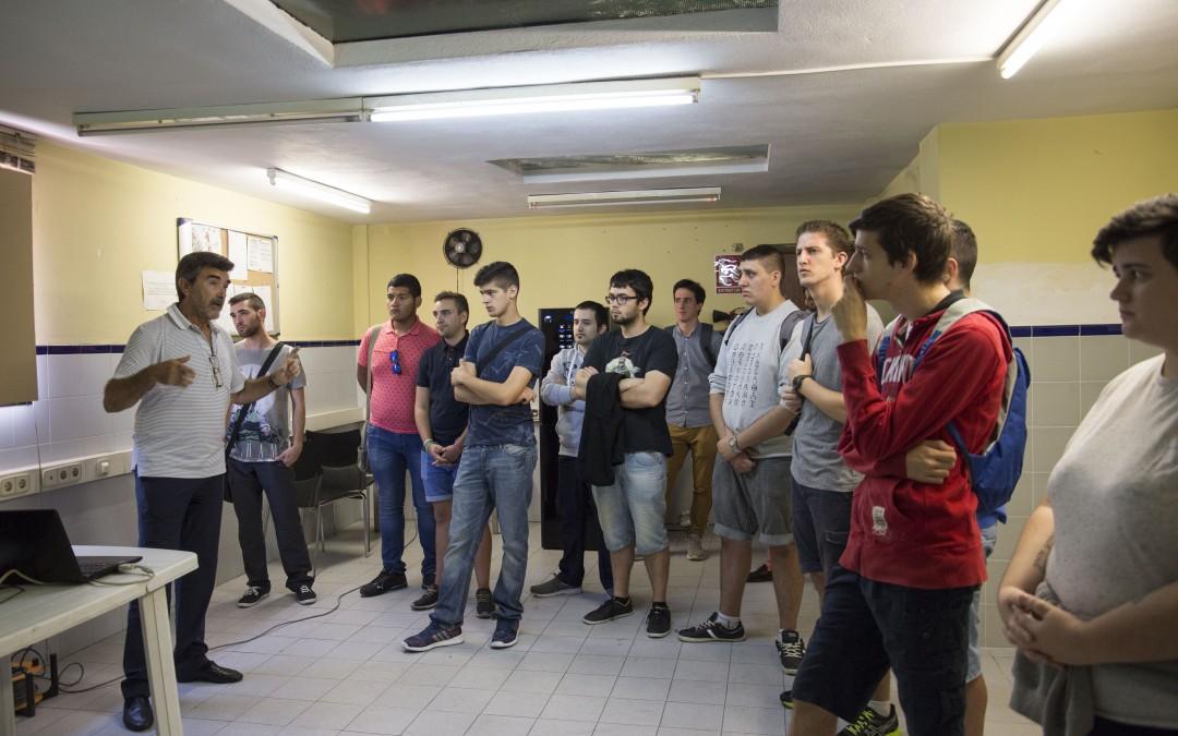 Los alumnos del Programa PICE visitan GC Refrigeration