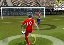 3D Fútbol táctico coach